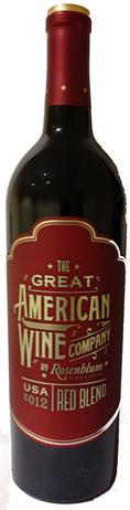 The Great American Wine Company Red Blend